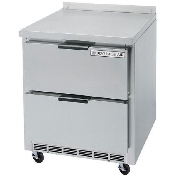"27"" Worktop Refrigerator - 7.3 Cu. Ft. - Two Drawers"