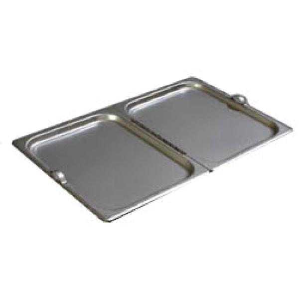 DuraPan(TM) Steam Table Pan Cover, full size, solid