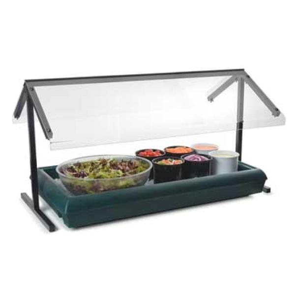 Portable Sneeze Guard 48 Quot L Self Serve Restaurant