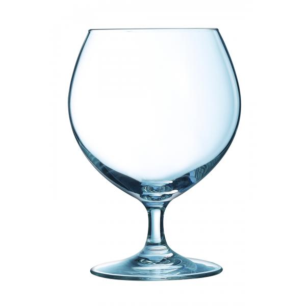 Wine glass 19 1 2 oz short stem glass dishwasher safe arcoroc malea h 5 7 8 t - Short stemmed wine glass ...
