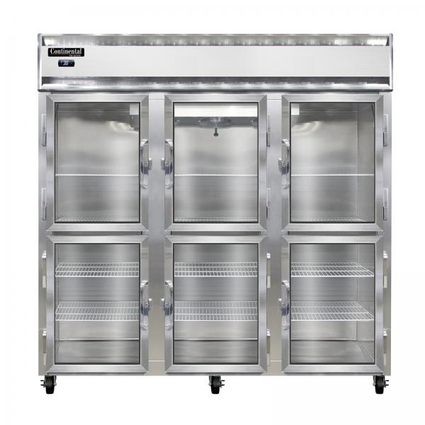 Continental Ref 3RGDHD Refrigerator