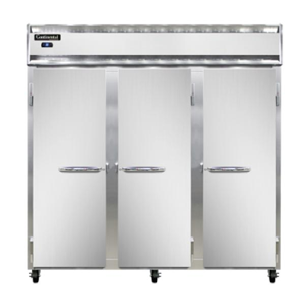 Continental Ref 3RSS Refrigerator