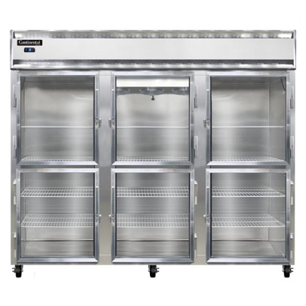 Continental Ref 3FEGDHD Extra-Wide Freezer