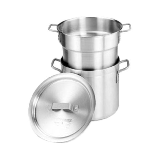 Double Boiler 8 Qt Stock Pot 6 1 2 Qt Inset With