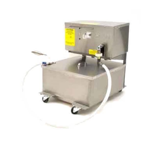 Portable Oil Filter, 80 Lb Oil Capacity, 5u0027 Return Hose: Restaurant  Equipment Solutions