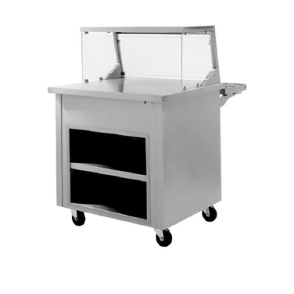 14 gauge stainless steel work table shelleysteel solid top serving counter 28