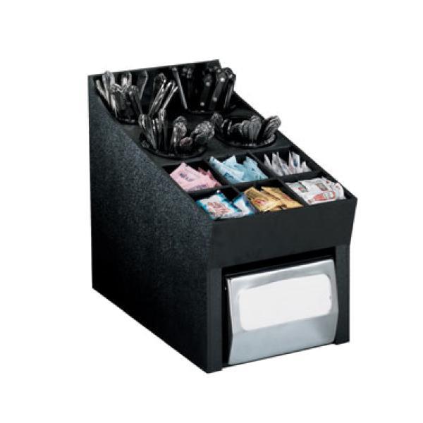 Silverware Condiment Amp Napkin Organizer Full Fold