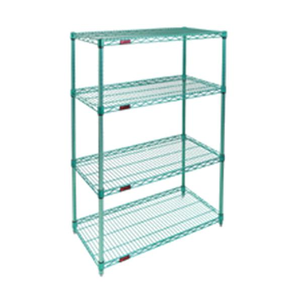 Starter Shelving Unit, 4-tier, 48\