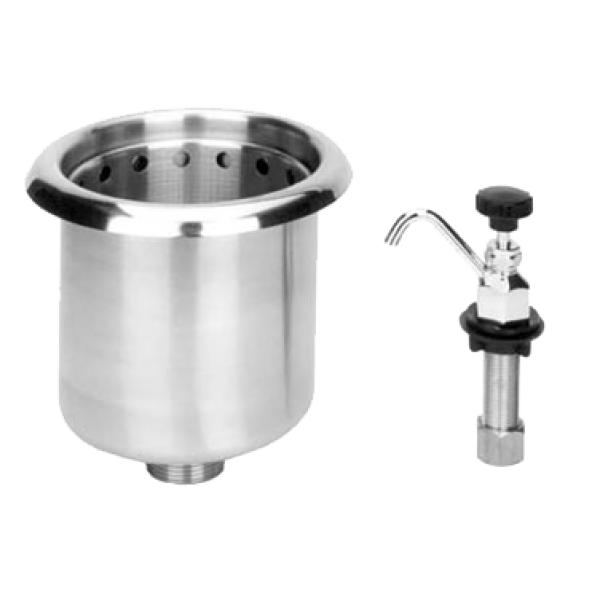 Dipper Well Assembly With 107 1034 Faucet Fits A 5 1 2