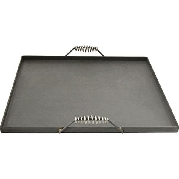 Portable Griddle Top, covers 4 burners, 22-9/16