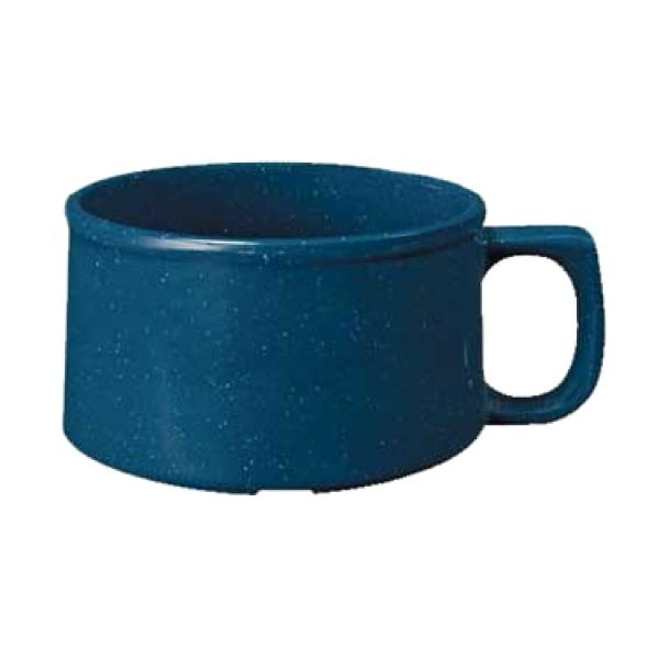 GET BF080TB Texas Blue Soup Mug