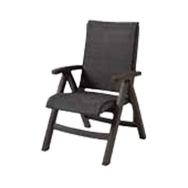 Java Folding Chair Designed For Outdoor Use All Weather Wicker Restaurant Equipment Solutions