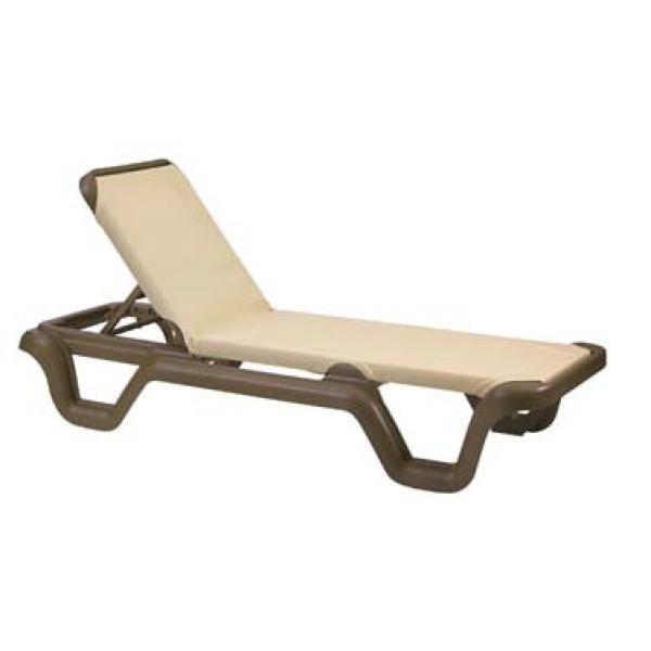 Grosfillex US414137 Marina Chaise