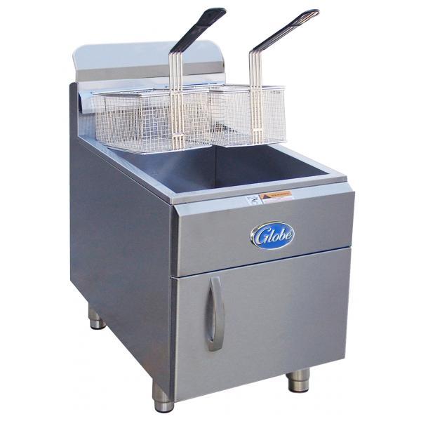 Fryer Gas Liquid Propane Countertop Restaurant