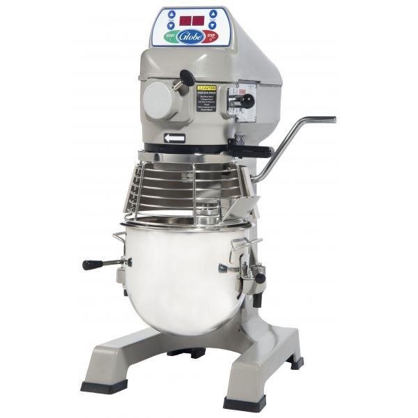 Planetary Mixer, 10 Qt., Countertop Model, 3-speed (fixed