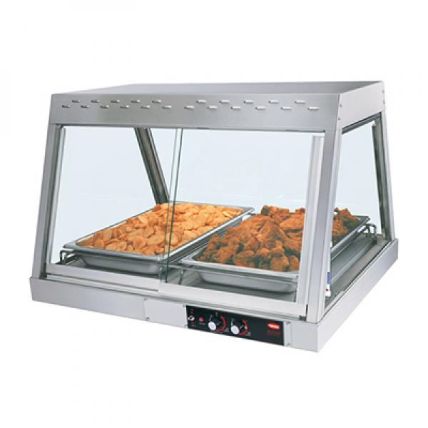 Hatco GRHD2P Glo-Ray Heated Display Case