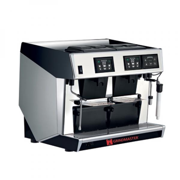 Grindmaster Cecilware Pony 4 Pony 4 Espresso Machine Super Automatic 4 Group 240 Cup Capacity Per Hour