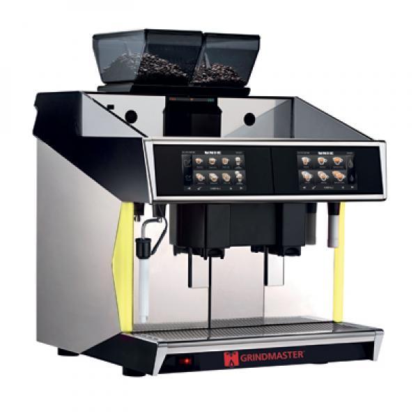 Grindmaster Cecilware Stp Duo Milk Stp Duo Milk Espresso Machine Super Automatic 2 Step