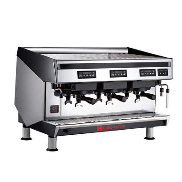 Grindmaster Cecilware Twin Mira Twin Mira Espresso Machine Semi Automatic 2 Group 240 Cup Capacity Per Hour