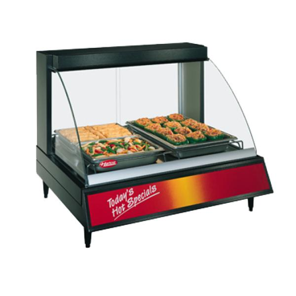 Hatco GRCD2P Glo-Ray Designer Heated Display Case