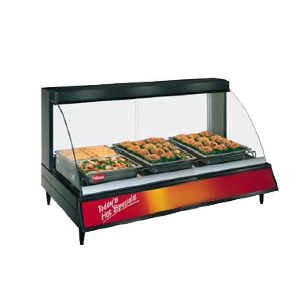 Hatco GRCD3P Glo-Ray Designer Heated Display Case