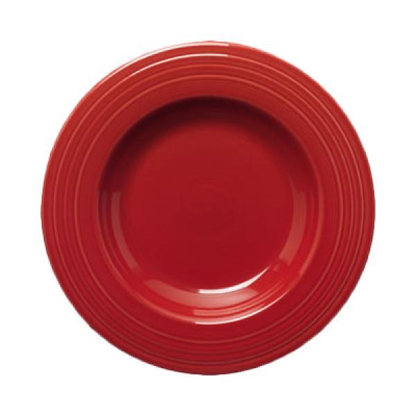 Fiesta 21 oz. Wide Rim Soup Bowl - Scarlet - 12/Case: Restaurant ...
