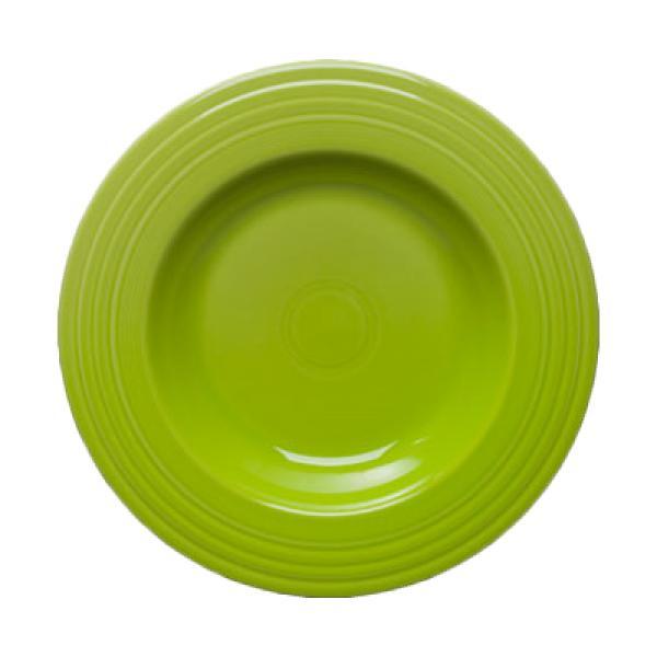 Fiesta 21 oz. Wide Rim Soup Bowl - Lemongrass - 12/Case: Restaurant ...