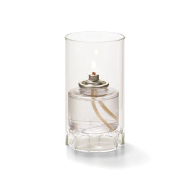 Hollowick 48017C Miniature Glass Cylinder Lamp
