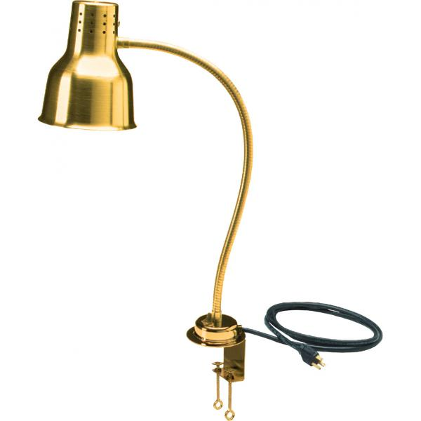 Carlisle HL8185GC00 Flexiglow Heat Lamp, Gold