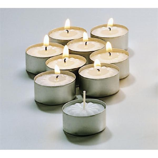 Hollowick TL5W500 Select Wax Tealight Candle