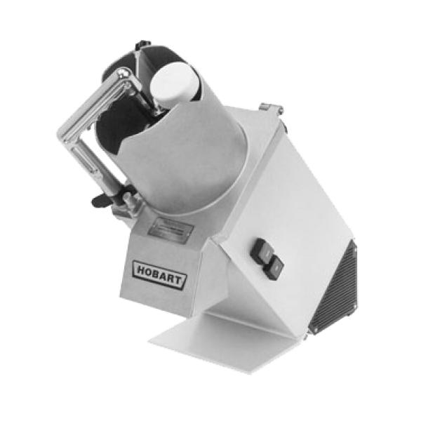 Food Processor Unit Only Angled Continuous Feed Design