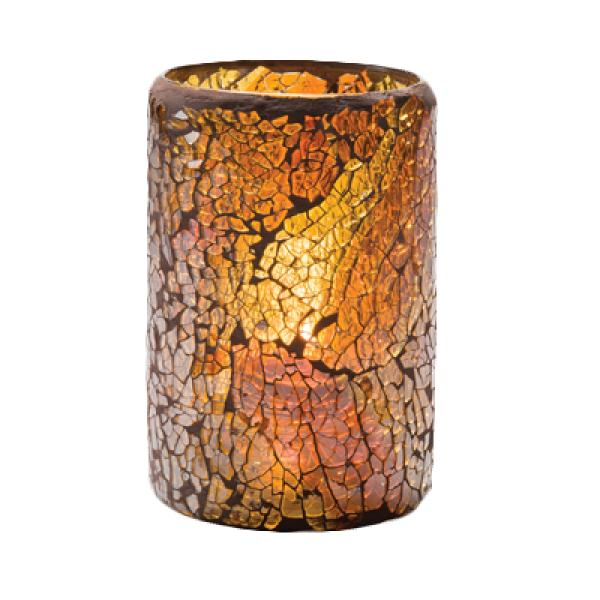 Hollowick 43017G Crackle Lamp