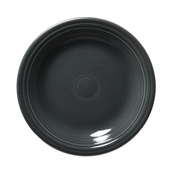 "Slate Fiesta Dinnerware 9/"" Luncheon Plate"