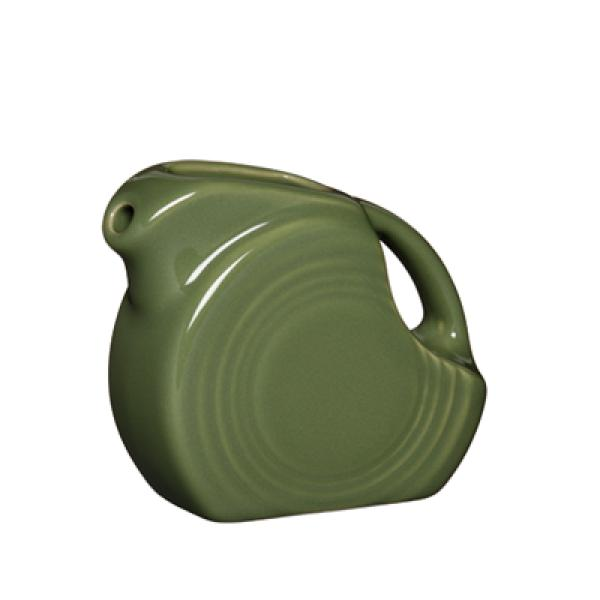 Homer Laughlin  Fiesta 4-3/4 oz. Mini Pitcher Creamer - Sage - 4/Case