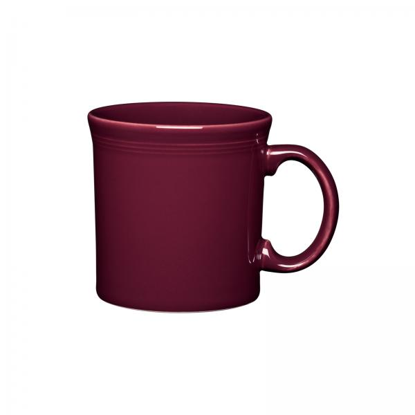 Homer Laughlin  Fiesta 12 oz. China Java Mug - Claret - 12/Case