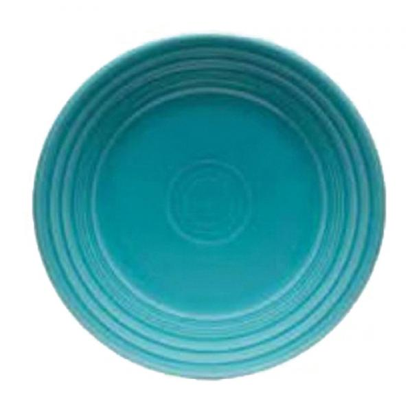 "Homer Laughlin  Fiesta 7-1/4"" Salad Plate - Cobalt Blue - 12/Case, Cobalt"