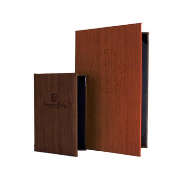 sherwood menu cover 4 1 4 x 11 booklet restaurant equipment