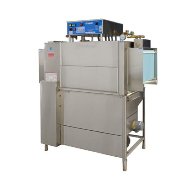 Admiral Dishwasher, conveyor type, high temperature, no booster