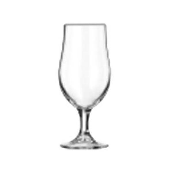 Libbey 920291 Munique 13-1/2 oz. Footed Beer Glass