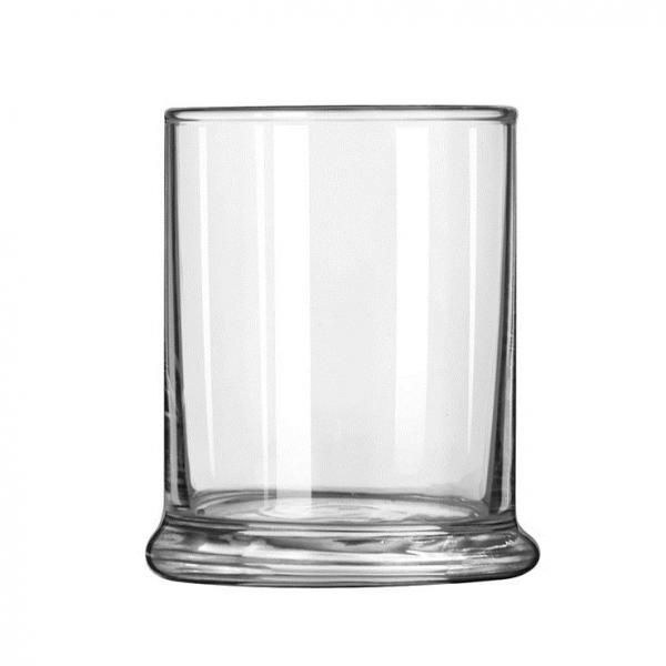 Libbey 477 8 oz. Glass Storage Jar