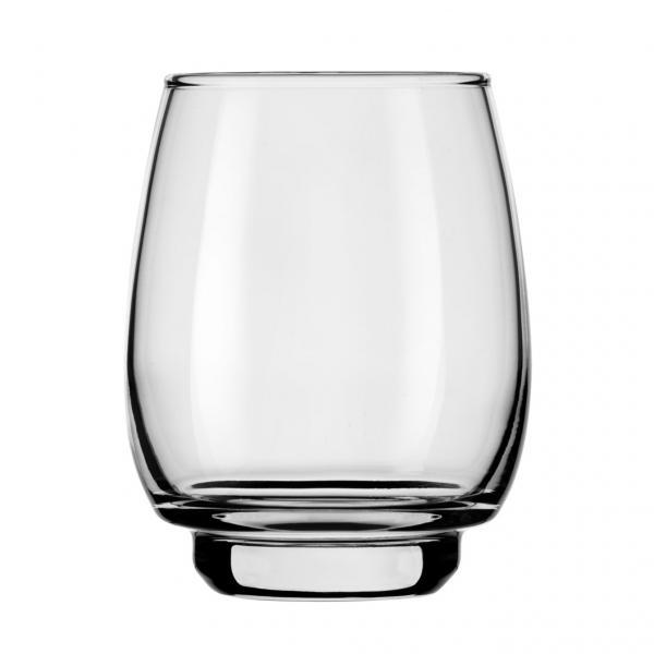 Beverage Glass, 8-1/2 oz.. (251 ml), stackable, Safedge(R) rim guarantee, heat-treated, Orbital (H 3