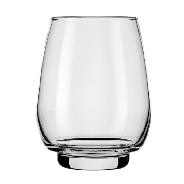Beverage Glass, 12 oz.. (355 ml), stackable, Safedge(R) rim guarantee, heat-treated, Orbital (H 4-1/