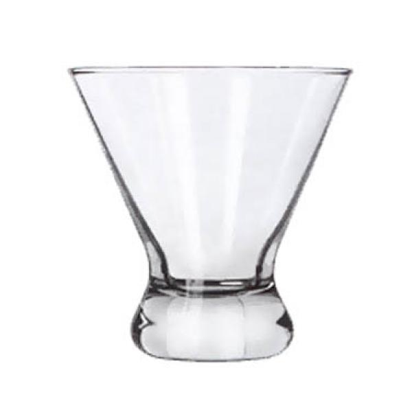 14 oz. Stemless Cosmopolitan Glass - 12/Case