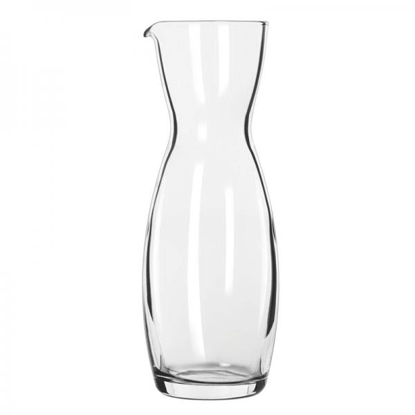 Libbey 739 10-3/4 oz. Glass Wine Carafe