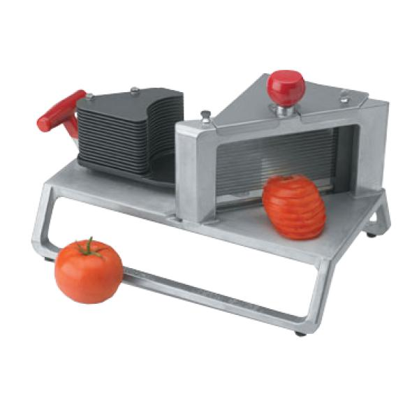"Redco InstaSlice Slicer, manual, 10-1/2""W x 16""D x 10-3/4""H closed dimensions"