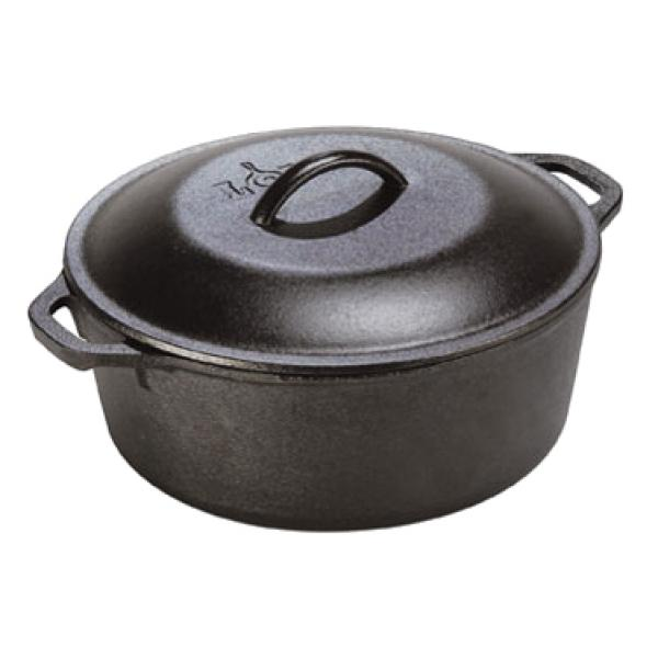 Lodge L8DOL3 Induction Dutch Oven