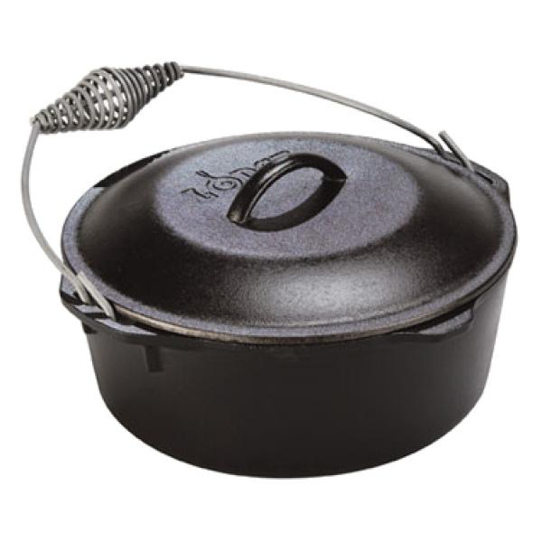 Lodge L12DO3 Induction Dutch Oven