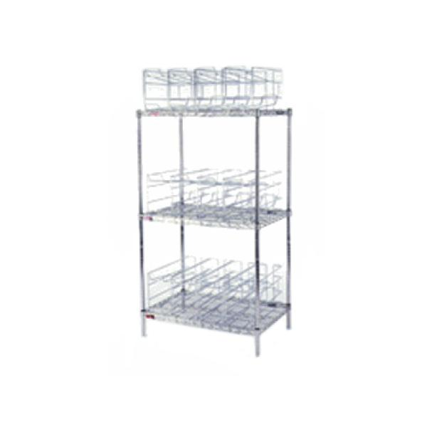 Can Rack System, 3-tier system, (3) 24\