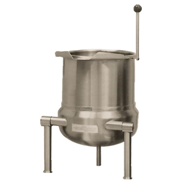 Tilting Kettle Direct Steam Table Top Restaurant Equipment Solutions - Restaurant equipment steam table