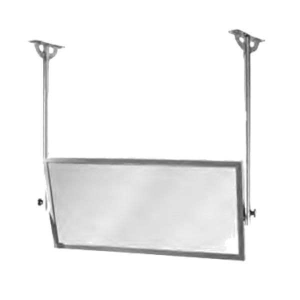 Mirror Ceiling Mounted 24 Quot W X 61 Quot L Restaurant Equipment